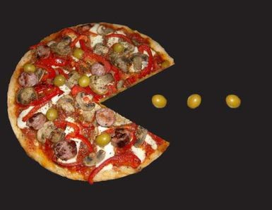 pacman-pizza