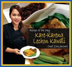 Kare-Kareng Lechon Kawali