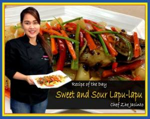 Sweet and Sour Lapu-Lapu