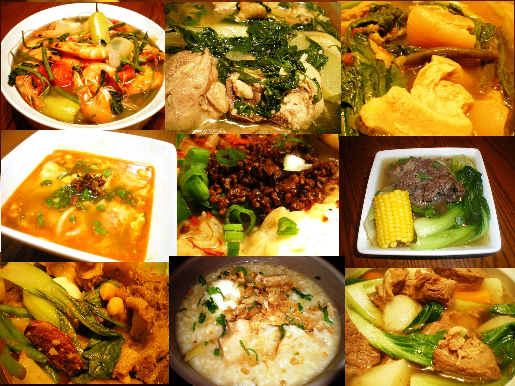 Food trip road trip a glance at philippine food tourism for Cuisine in tagalog