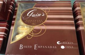 Guin's Baked Empanadas