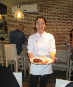 Chef Aileen Anastacio