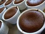 Lizzie's Chocolate Molten Lava Cake