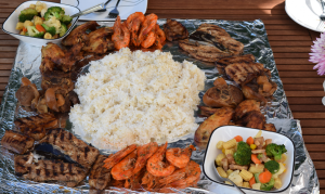 How to Make (and Enjoy) a Backyard Boodle Fight