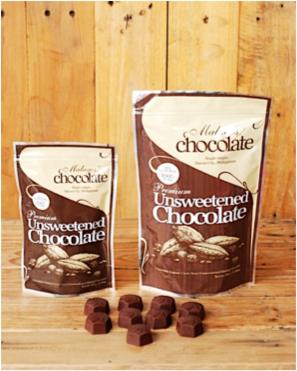 Malagos 100% Premium Unsweetened Chocolate