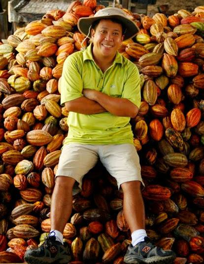 """Cacao beans sourced from only one particular region carry with them a more distinctive and pronounced taste.  Artisan chocolate makers worldwide know the value of single-origin chocolate."" – Rex Puentespina"
