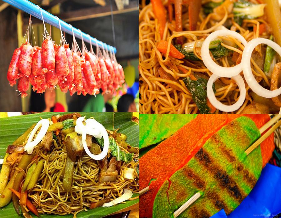 Pahiyas Festival Foods