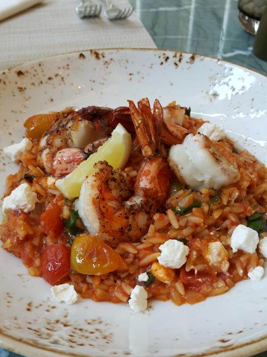 Shrimp Rosini