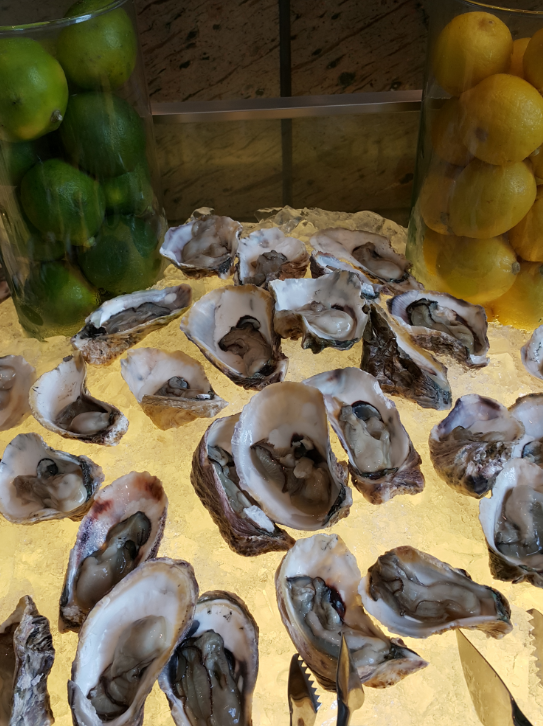 Classic Fresh Oysters