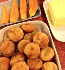 brazilian cheese bites