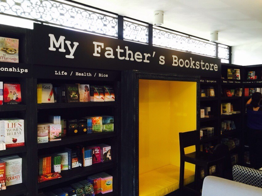 farthers bookstore