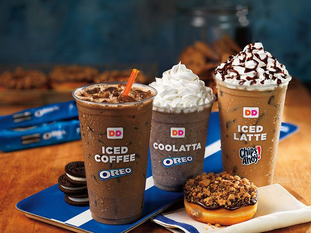 Doughnut Popularity Extends to Shakes - FoodFindsAsia.com