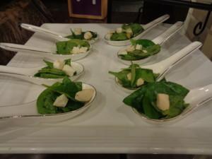 ashitaba salad with golden egg (2)