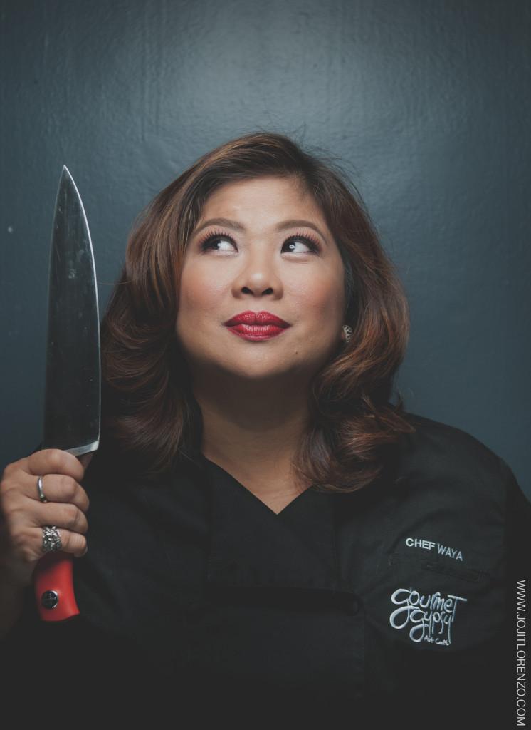 Chef Waya Araos-Wijangco