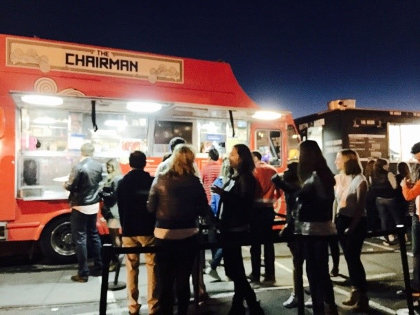 Chairman foodtruck