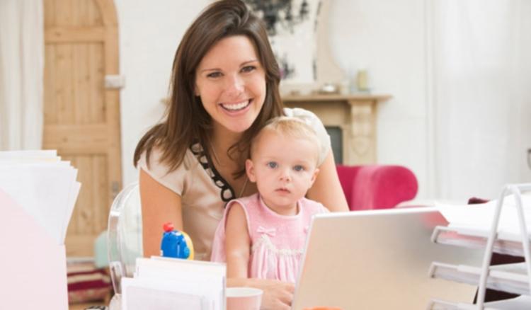 mom-blogger