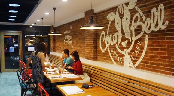Cow Bell Steak Cafe