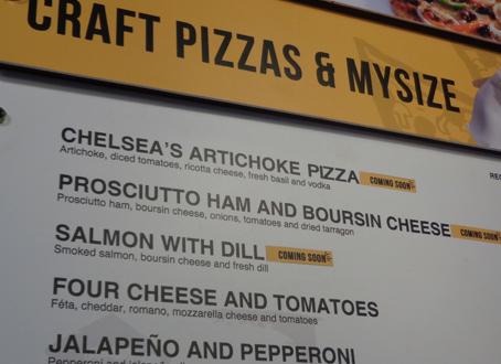 Yellow Cab Craft Pizzas