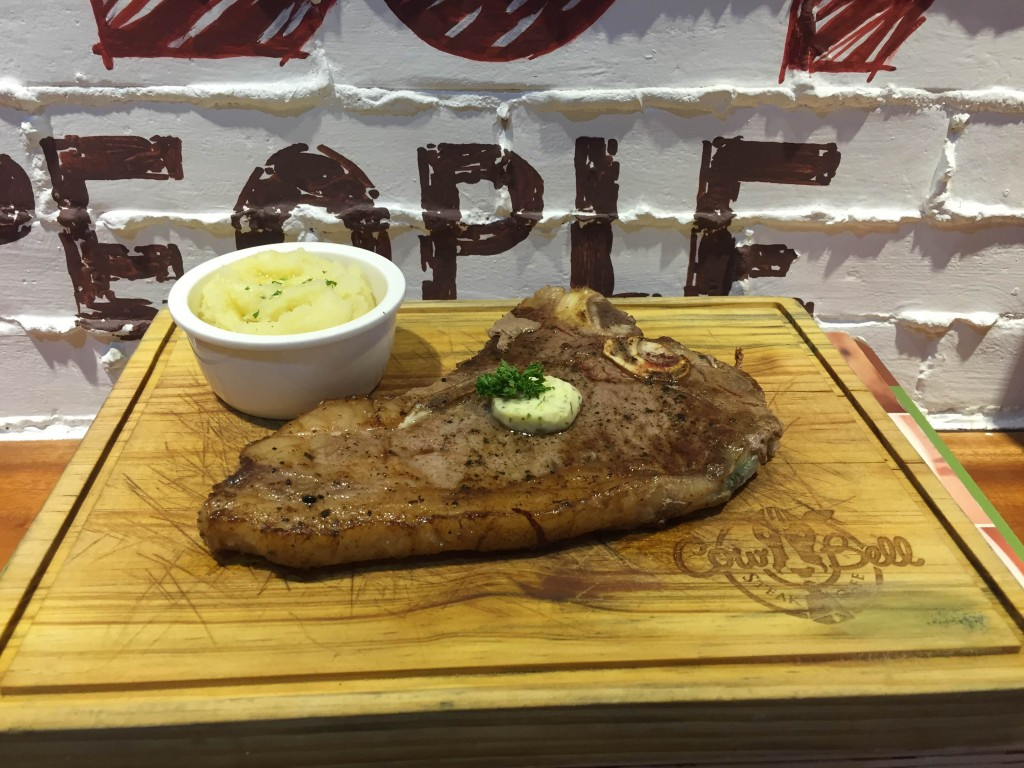 Cow Bell Steak and Cafe