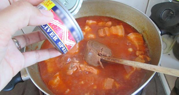 liver spread