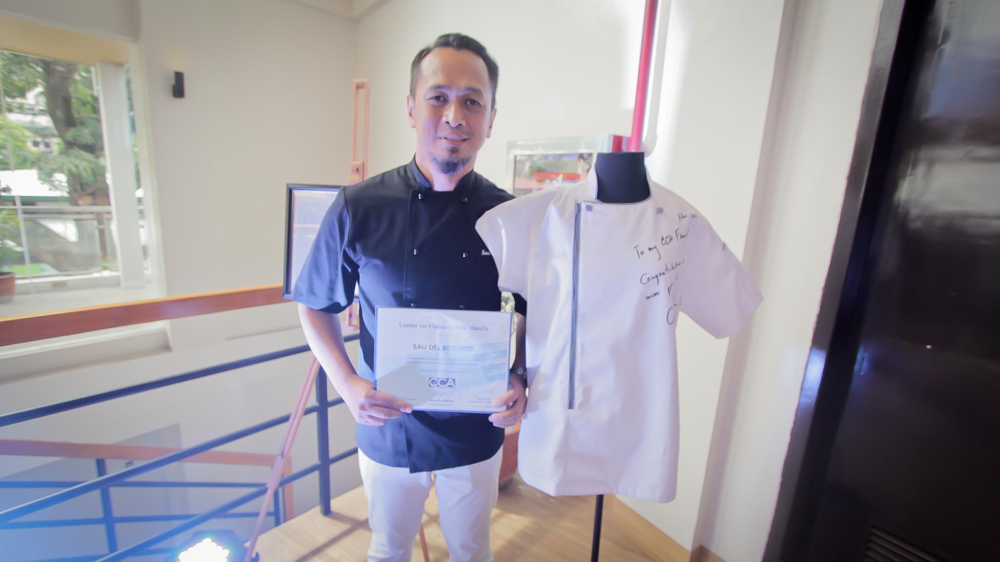 CCA, Manila proves culinary education leadership with new