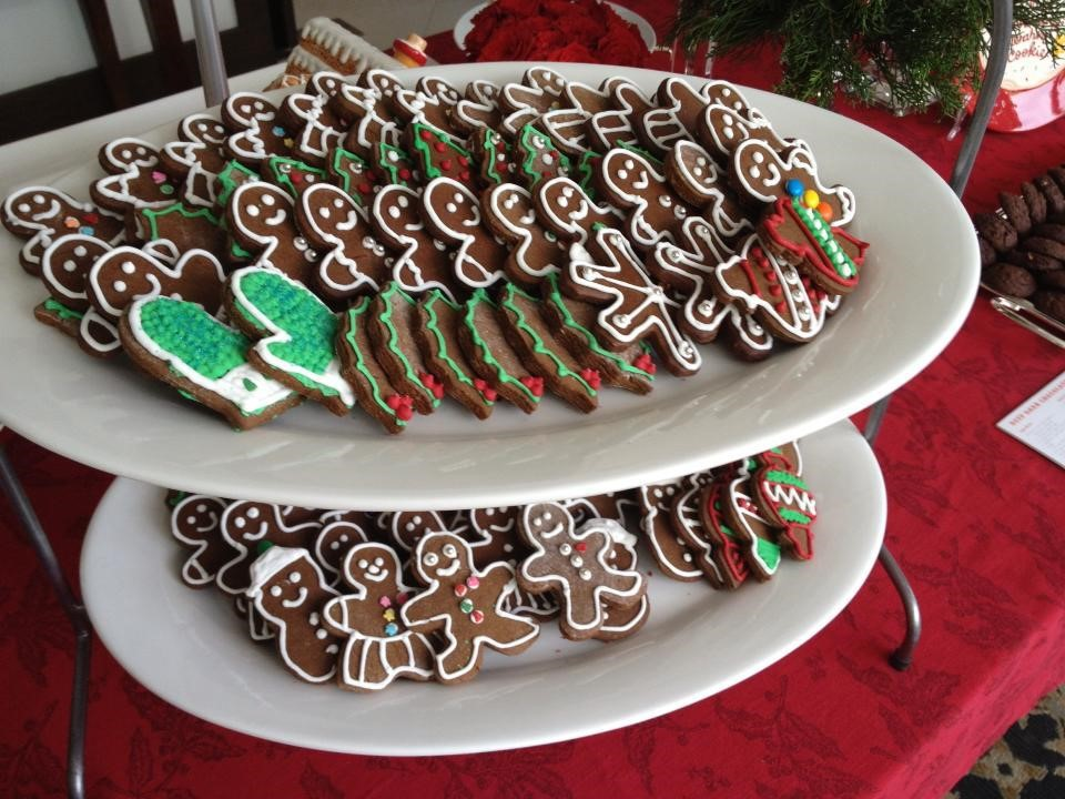 Gia's Spicy Gingerbread cookies