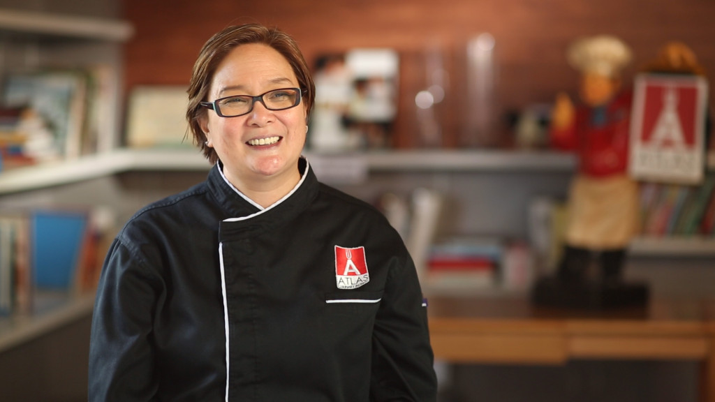 Chef Lee Borbon, Atlas Culinary Institute