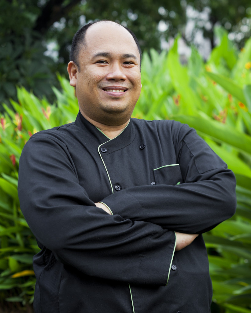Chef Myke Sarthou, Celebrity Chef and Author