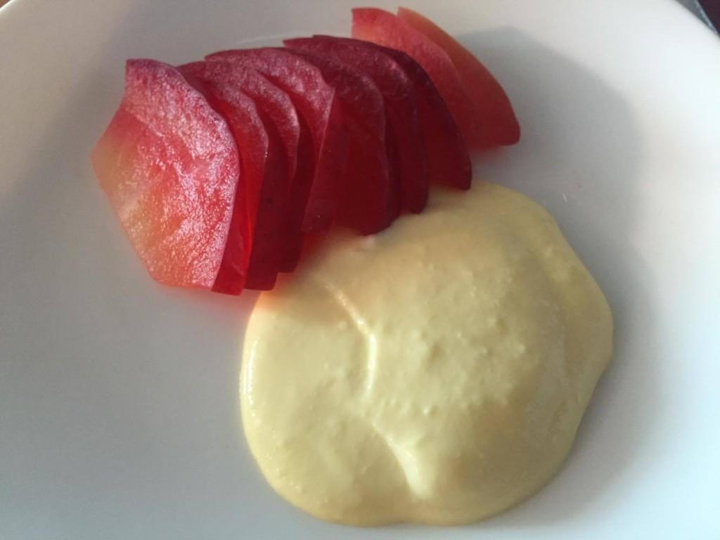 Baked Apple, Machiko Chiba, Cook Zen