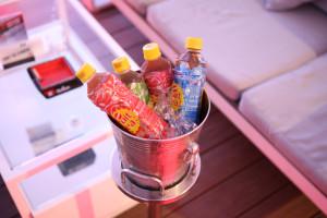 Sosro Fruit Tea Launch
