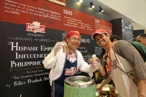 Sikat Pinoy National Food Fair, Mama Sita's