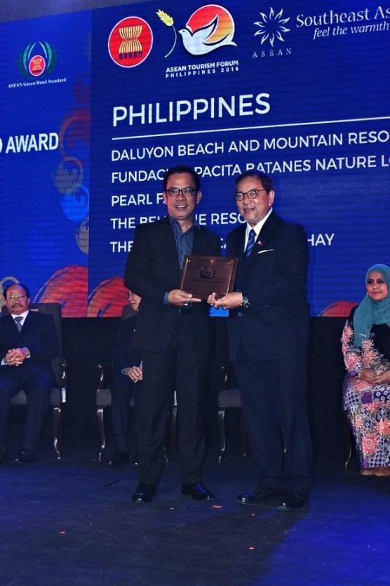 CJH ASEAN Green Hotel Award