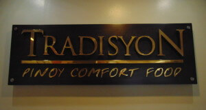 Top 9 Must-Try Foods in Tradisyon, Azalea Residences Baguio