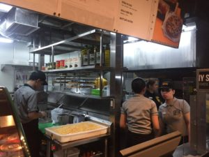 Yellow Cab pizza, New York style pizza, Yellow Cab NYC pizza, pizza making at Yellow Cab, how to make a pizza, how to make a Yellow Cab pizza, Yellow Cab