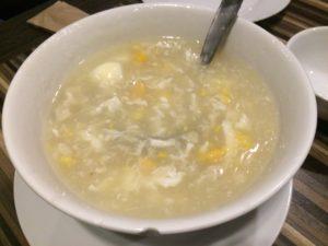Corn Soup, Toho Antigua
