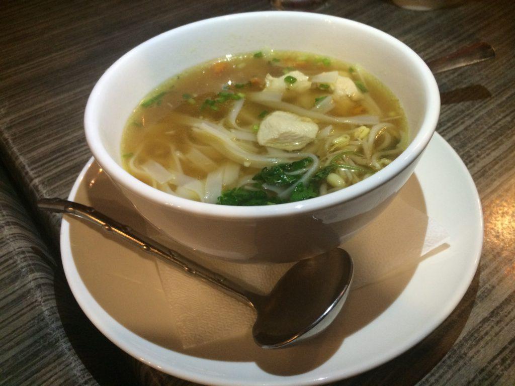 Chicken Noodle Soup, authentic thai food, Siam Noodle House, Noodle Soup,