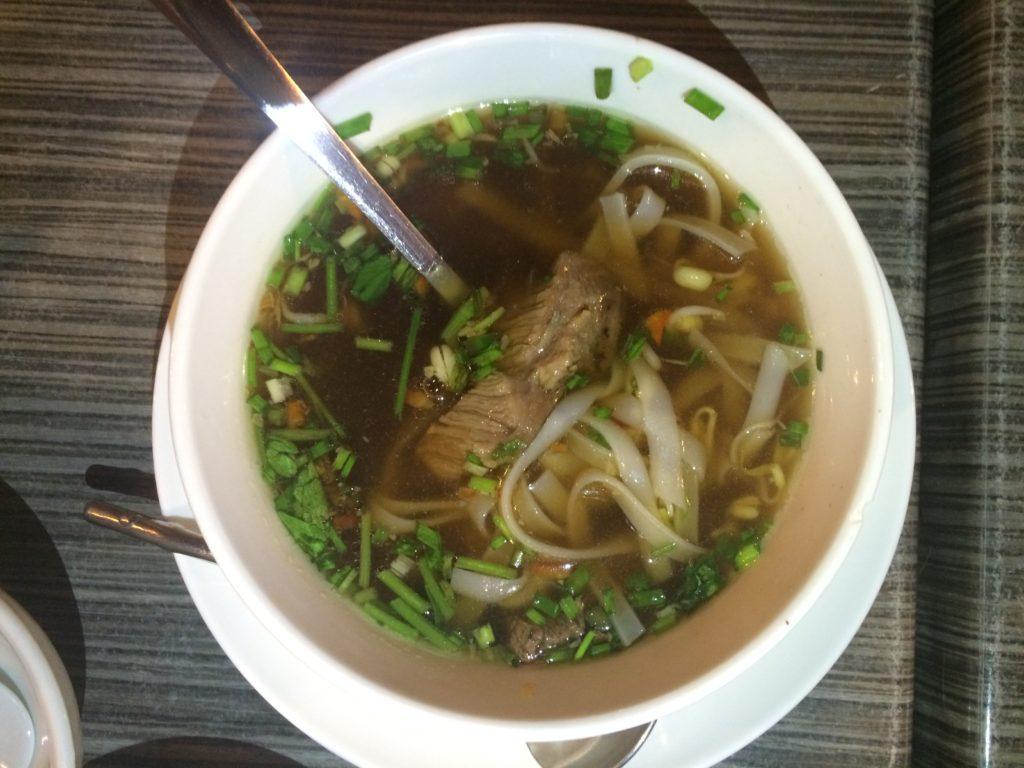 Signature Beef, authentic thai food, Siam Noodle House, Noodle Soup