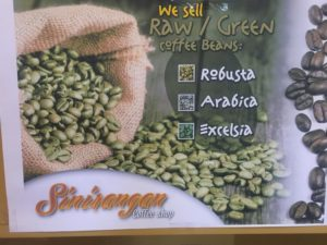 Sinirangan Coffee Shop