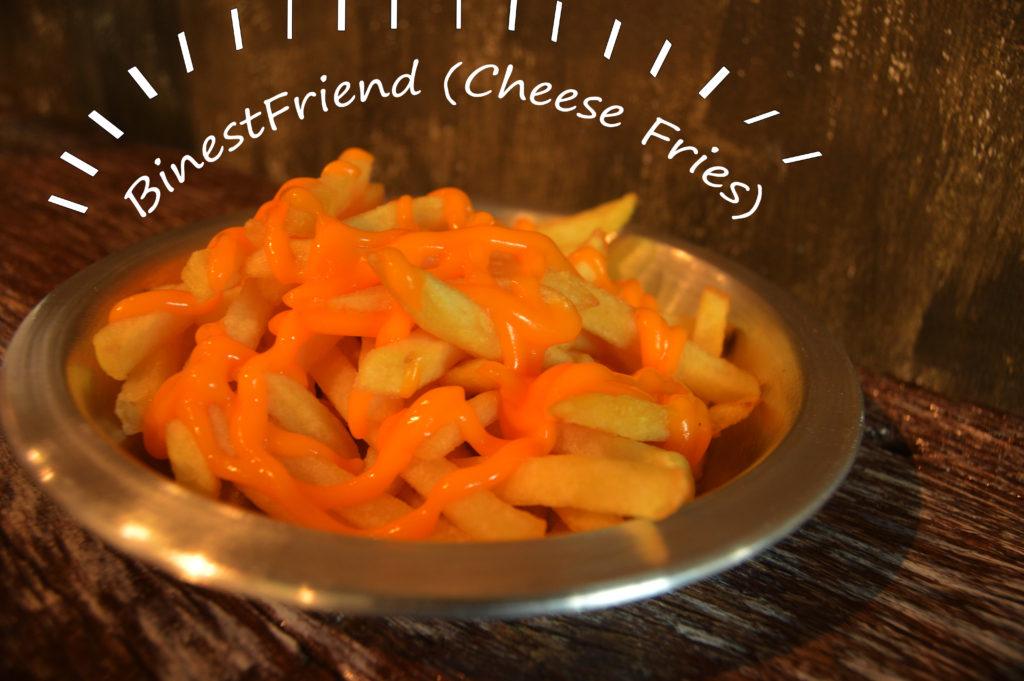 BinestFriend (cheese fries)
