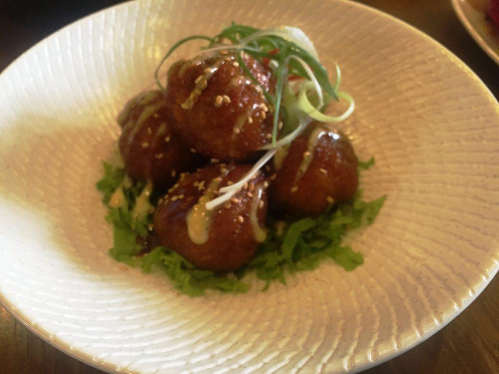 KoCos Restaurant Balls