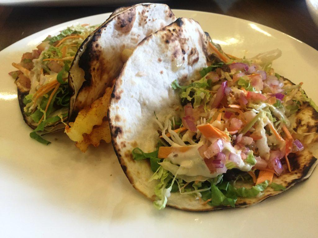 KoCos Restaurant Beef Bulgogi Tacos