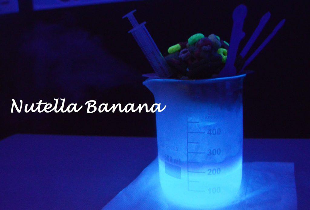 Kiss the Ice: Liquid Nitrogen Ice Cream Nutella Banana