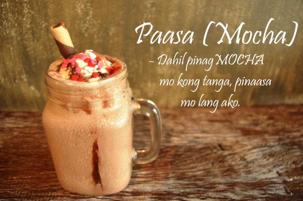 Paasa (Mocha) -dahil pinagMOCHA mo kong tanga, pinaasa mo lang ako