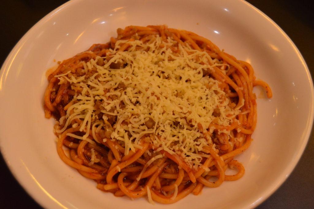 Smokey Spaghetti