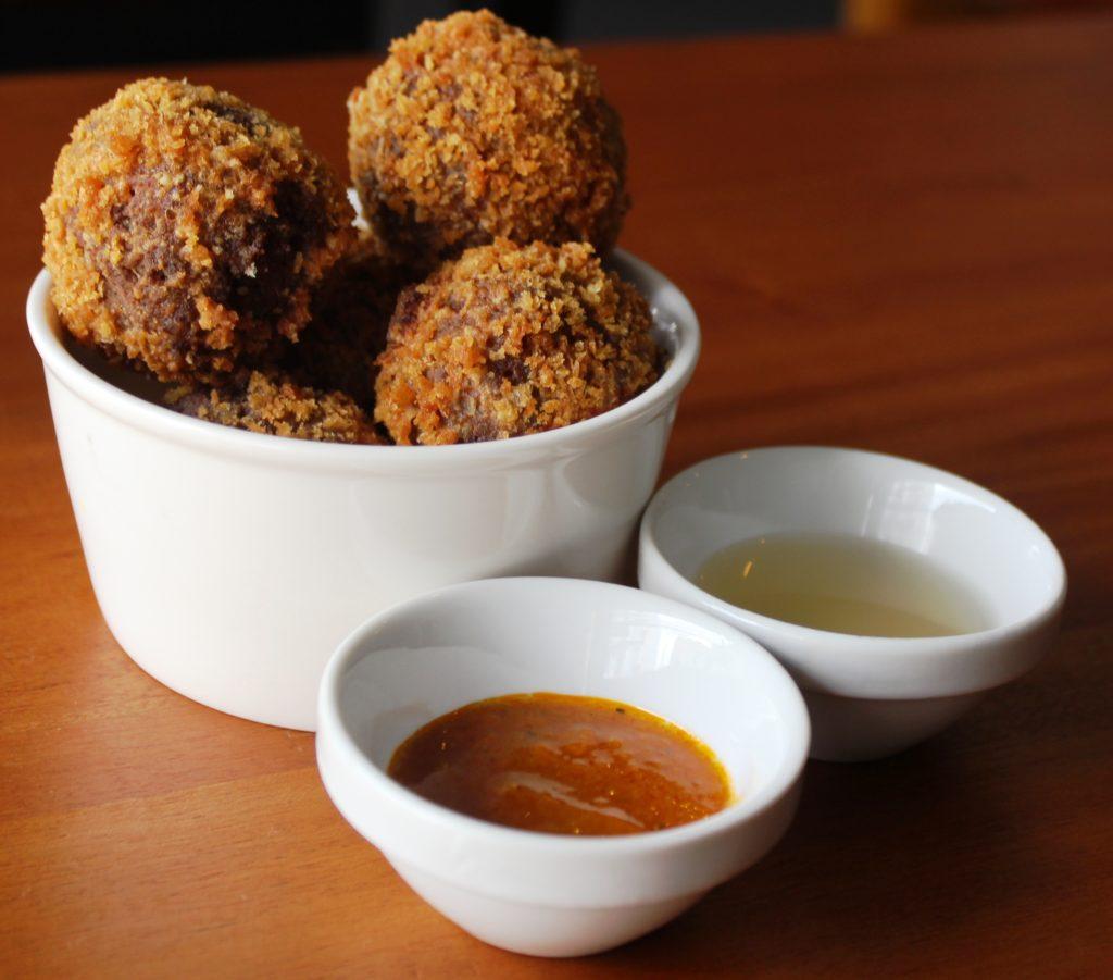 Longganisa-Meatballs