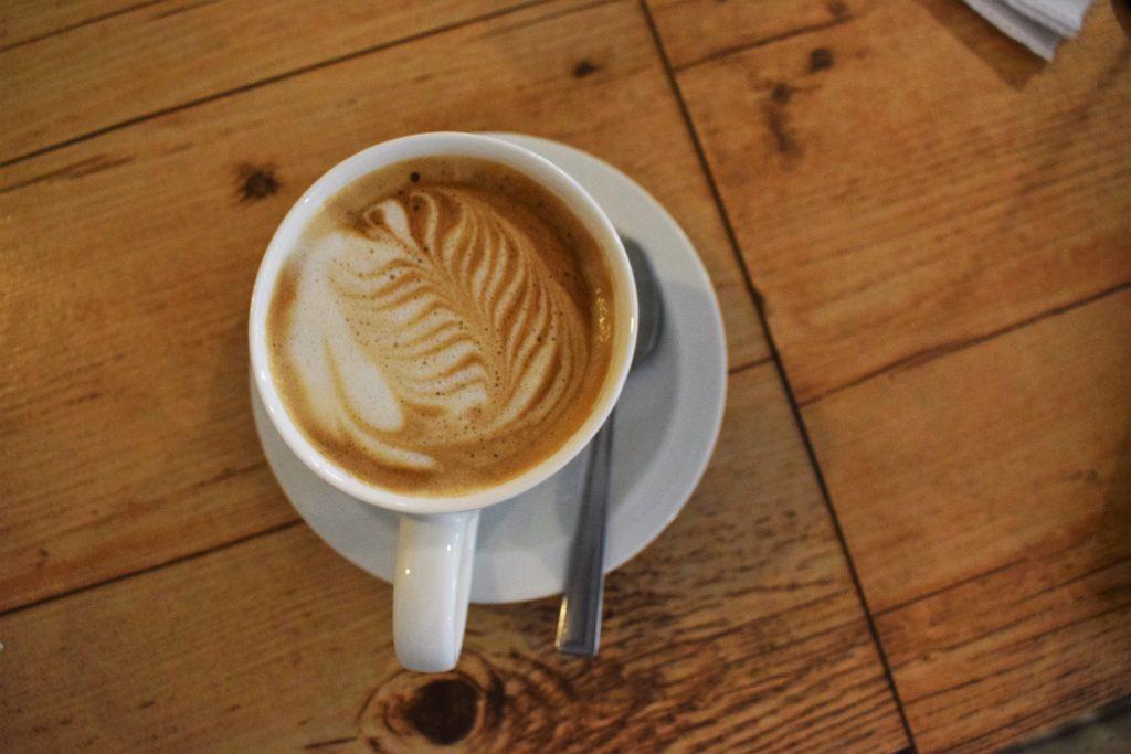 Latte (8oz P75, 120z P105)
