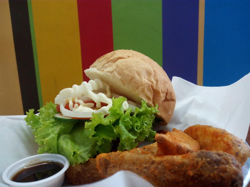 Garden Fresh Burger