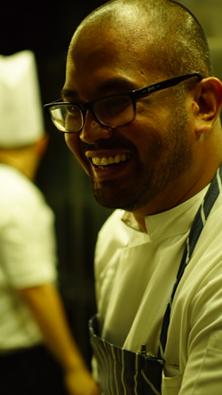 Chef Bong Sagmit