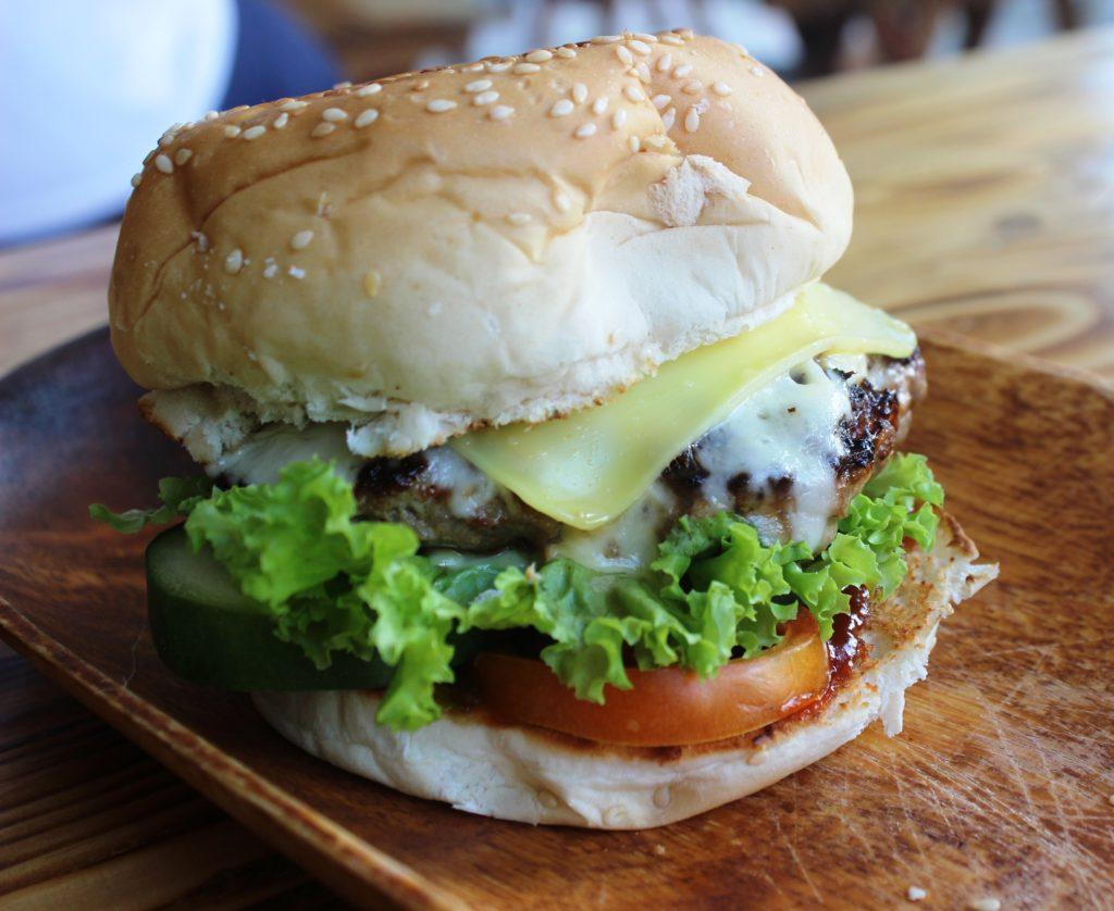 Chibog Burger