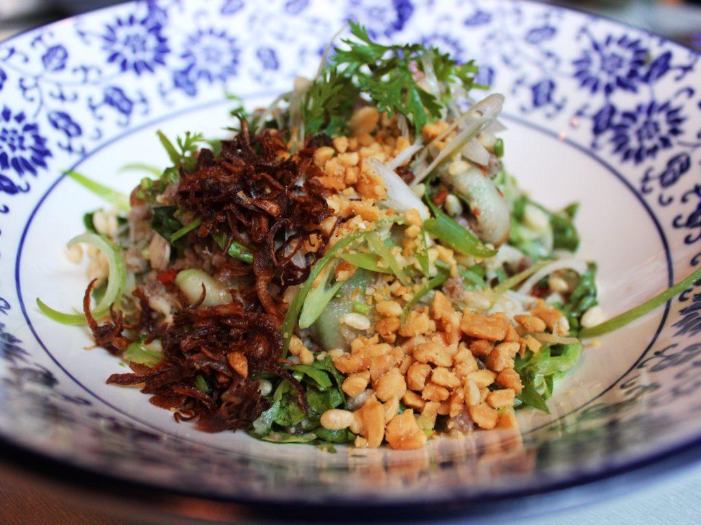 larb-salad